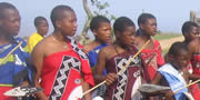 Images from Woza Nawe Cultural Tours - Group of dancers