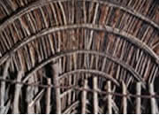 Images from Woza Nawe Cultural Tours | Inside of a Swazi Hut