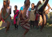 Images from Woza Nawe Cultural Tours - Swazi girls dancing