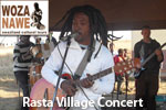 Rasta Concert at the Village